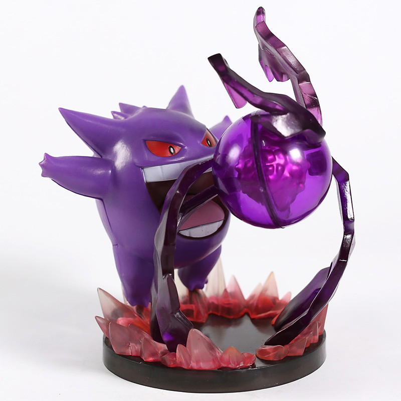 Image 5 - Anime monster Mewtwo Gengar Charizard PVC Model Figure in Action Figures Toys Collectors Christmas Gifts For Friends GiftAction & Toy Figures   -