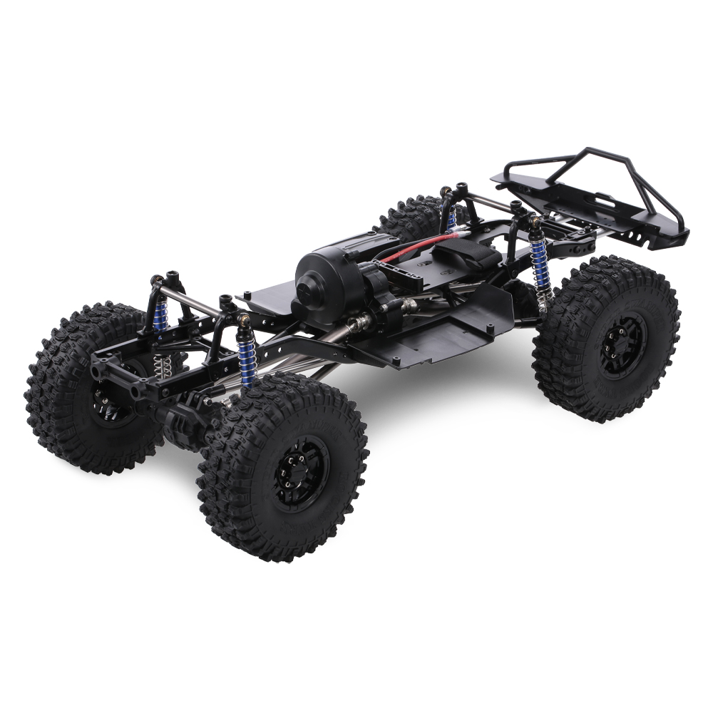 RC Frame 313mm Chassis Frame for Axial SCX10 1//10 RC Car DIY Parts Accessory
