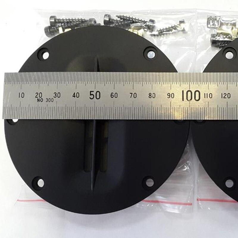 Hifi 4 Inch Tweeter Speaker Unit 8 OHM 30W Treble Loudspeaker AL 100 Super Belt Type High Loudspeaker|Portable Speakers| |  - title=