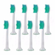 8pcs HX6014 Generic Electric sonic Replacement brush heads Fits For philips sonicare toothbrush heads Soft Bristles proresults 8pcs hx6014 generic electric sonic replacement brush heads fits for philips sonicare toothbrush heads soft bristles proresults