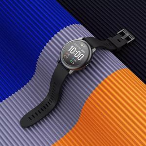 Xiaomi Haylou Solar LS05 полный круглый экран браслет 12 спортивных режимов трекер монитор сердечного ритма умные часы Xiomi Xaomi Youpin