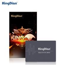 KingDian HDD 2,5 SSD SATA III 120 ГБ 240 480 1 ТБ Внутренний твердотельный накопитель для настольных ПК