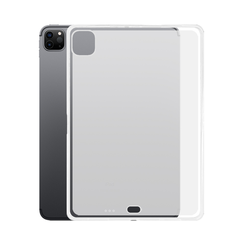 For iPad Pro 12 9 2020 Case Waterproof Transparent Cover For iPad Pro 4th 2nd generation
