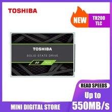 """TOSHIBA 240 ГБ Внутренний твердотельный накопитель TR200 480 Гб hd ssd жесткий диск флэш TLC 2,"""" SATA III 960 ГБ диск для ПК ноутбука"""