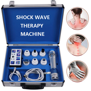 Top Quality ED Extracorporeal Shock Wave Therapy Equipment Shockwave Machine Pain Relief Massager Host Separable Device(China)