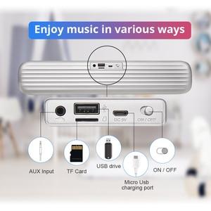 Image 2 - Okepoo Bluetooth Di Động S808 Hỗ Trợ Micro Thẻ TF FM AUX 2000MAh Pin HIFI Stereo Không Dây Bluetooth