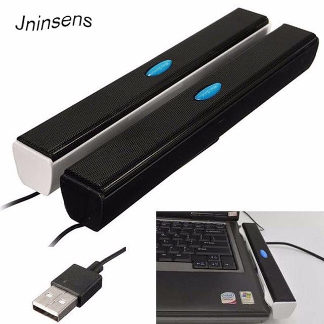 USB portatile Mini Altoparlante del Giocatore di Musica Mini USB Altoparlante Amplificatore Altoparlante per Computer Desktop PC Del Computer Portatile Notebook