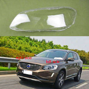Прозрачный Абажур для фар Volvo XC60, 2014, 2015, 2016, 2017, 2018, 2019