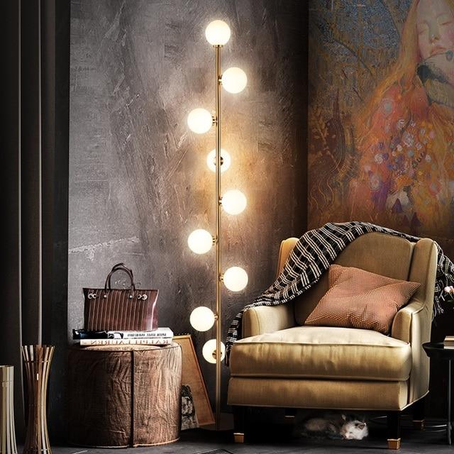 Modern LED Standing Lamp  3