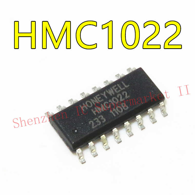 HMC1022 SOP-amplificateur de puissance 0.25 watts pHEMT 16 GaAs, cc-48 GHz