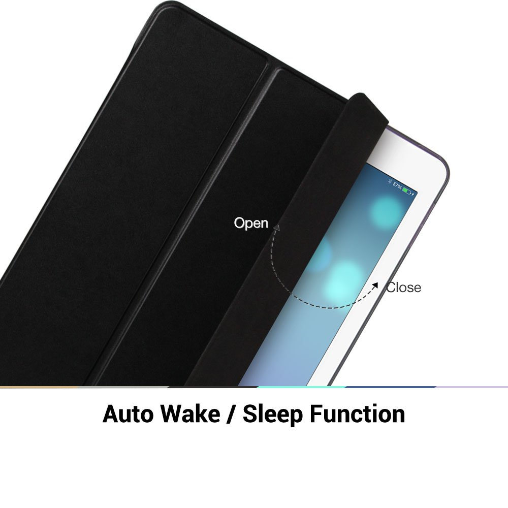 AXD Case For Samsung Galaxy Tab S5E 10.5 inch SM-T720 SM-T725 Color PU Smart Cover Cases Magnet Wake Up Sleep Tablet Cases-1
