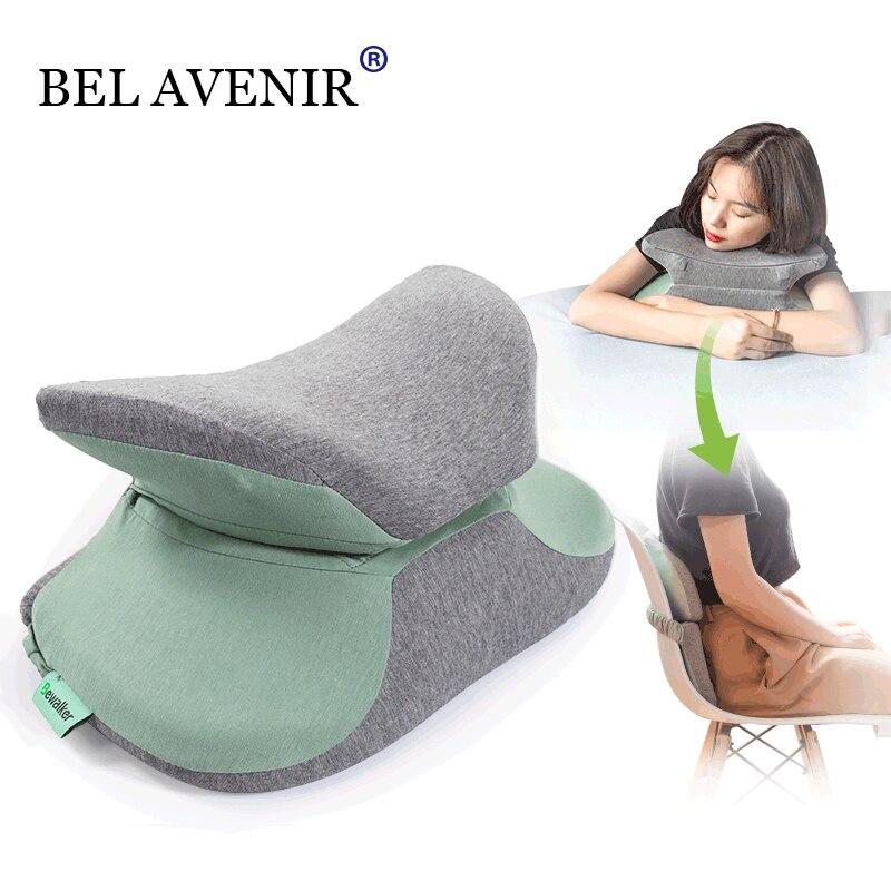 Купить подушка для сна дорожный подголовник талии поддержка подушка