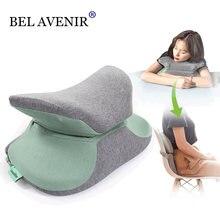 Подушка для сна дорожный подголовник талии Поддержка подушка