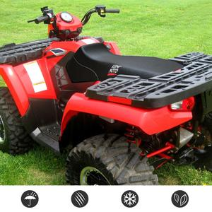 Image 2 - ATV Seat Cover Replacement for Polaris Sportsman 335 400 500 600 700 1996 2004 1998 2000 2003 2001
