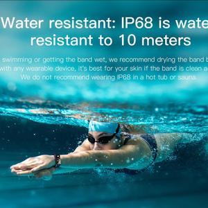 Image 4 - DT58 PRO Smart Watch Fitness Bracelet Heart Rate temperature monitoring Smart Sport Watch Health Monitor ip68 Waterproof