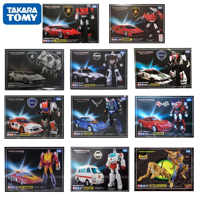 TAKARA TOMY Toys Belt Box Ko Tkr Transformation Figure Masterpiece Action Figure Graphic Sales Rare MP-13MP-14 MP-15 MP-16 MP-17