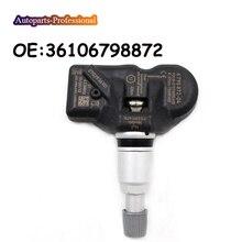Авто аксессуары для BMW 5 6 7X1X3X4 TPMS Датчик давления в шинах 433 МГц TPMS датчик 36106798872 3610-6798-872