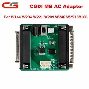 Image 1 - CGDI MB AC Adapter For Data Acquisition Work with Mercedes W164 W204 W221 W209 W246 W251 W166