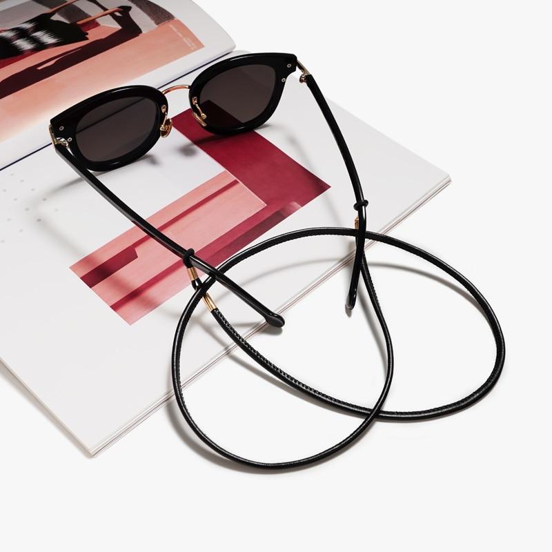 2021 venda quente óculos cinta feminina óculos de sol cordão corda corda cordão