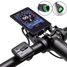Computer Ebike-Display M500 Bafang Mid-Motor Triangle-Connector 860C M800 Canbus