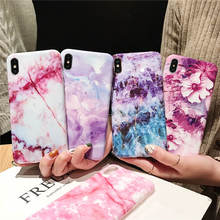 Marble Phone Cases For iphone XS 11 Pro Max Case For iphone 7 8 6 6S Plus X XR XS Max Case Cover Silicone Soft TPU Coque Fundas travel phone case custom name phone cases for iphone 6 6s 7 8 plus silicone soft cover case for iphone x xs max xr 11 pro max