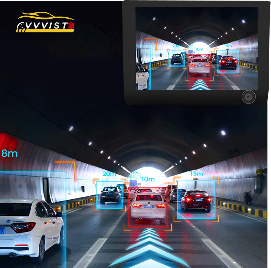 <font><b>2019</b></font> Dvr Car Video Surveillance Video Recorders Car Rear View Camera <font><b>Dash</b></font> Auto Registrator Dvrs Rearview <font><b>Cam</b></font> Vehicle Car Dvr image