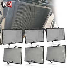 Motocicleta radiador guarda grille protector óleo cooler capa para honda cbr650r cbr650f cb650f cb650r cbr cb 650r 650f 650 r f
