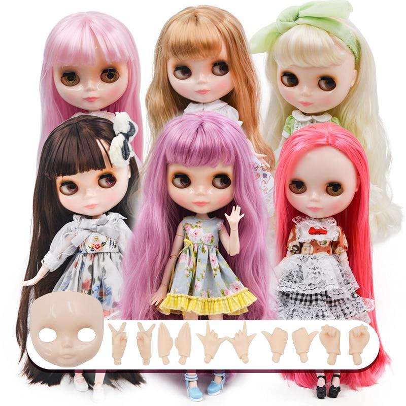 куклы блайз Нео-кукла NBL кукла блайз индивидуальные блестящие лицо, куклы бжд 1/6 BJD кукла на шарнирах Ob24 кукла blyth для девочек, игрушки для дет...