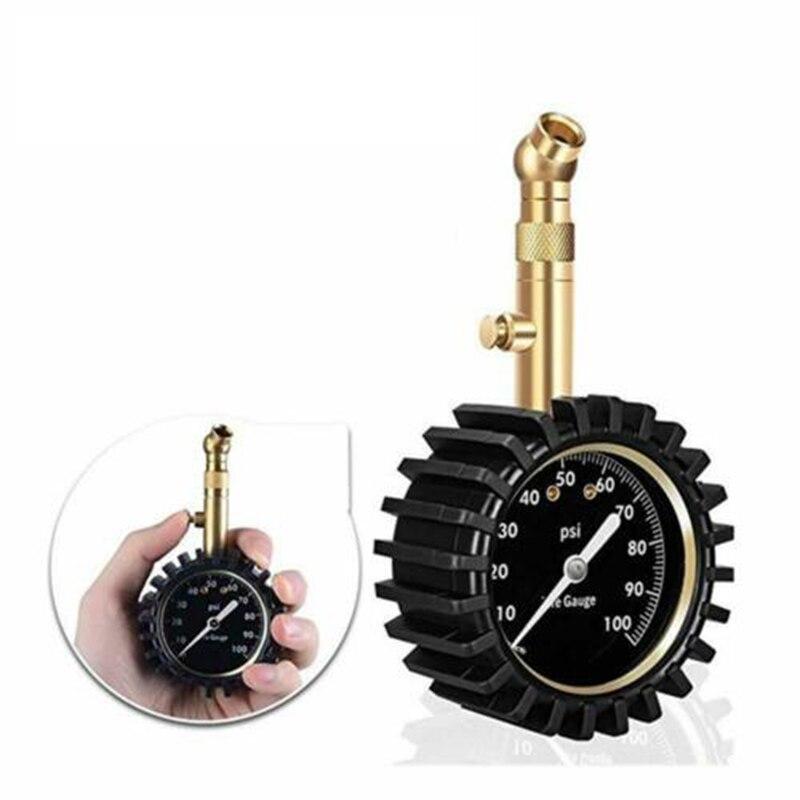 medidor de pressao dos pneus carro 0 100 psi pesados certificada 04