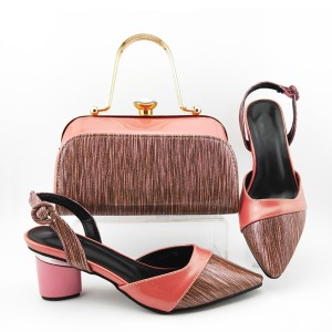 New fashion pink women pumps w