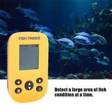 New Wireless Fish Finder Smart Sonar Sensor finder Fishing Accessary