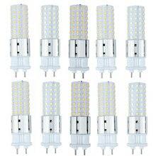 10 piezas 15W G12 96 piezas Super brillante SMD 2835 bombilla LED reemplazar Bombillas LED de 150W lámpara luces de maíz 85 265V