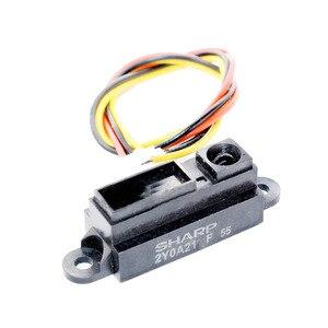 Инфракрасный датчик приближения, аналоговый ИК датчик расстояния GP2Y0A21YK0F GP2Y0A21
