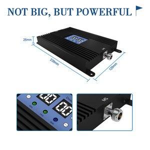 Image 5 - Lintratek 80db Alto Ganho GSM Poderoso 4G LTE Sinal De Reforço 900Mhz 1800mhz 25dBm Repearer Celular Telefone Celular com AGC e MGC *