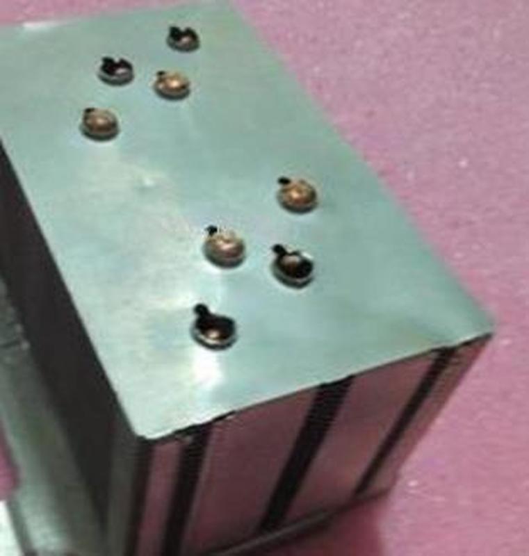 R810 Server Heatsink 0T913G T913G R810 Heatsink CPU Kit R810 Heat Sink T913G Server Cooler