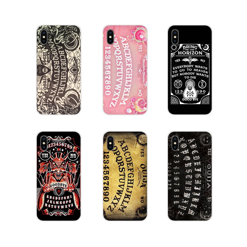 Zubehör Phone Cases Covers Für <font><b>Samsung</b></font> Galaxy J1 J2 <font><b>J3</b></font> J4 J5 J6 J7 J8 Plus 2018 Prime 2015 2016 2017 Ouija <font><b>Board</b></font> Luxus image