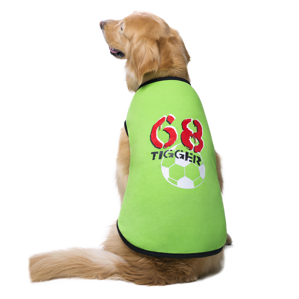2020 Summer Dog Clothes Shirt For Dogs (15)