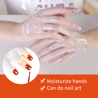 1/2packs Moisturizing Hand Mask Exfoliating Tender and Smooth Gentle Hands Care Hand Mask Cream for Hand Gloves Skin Care 2
