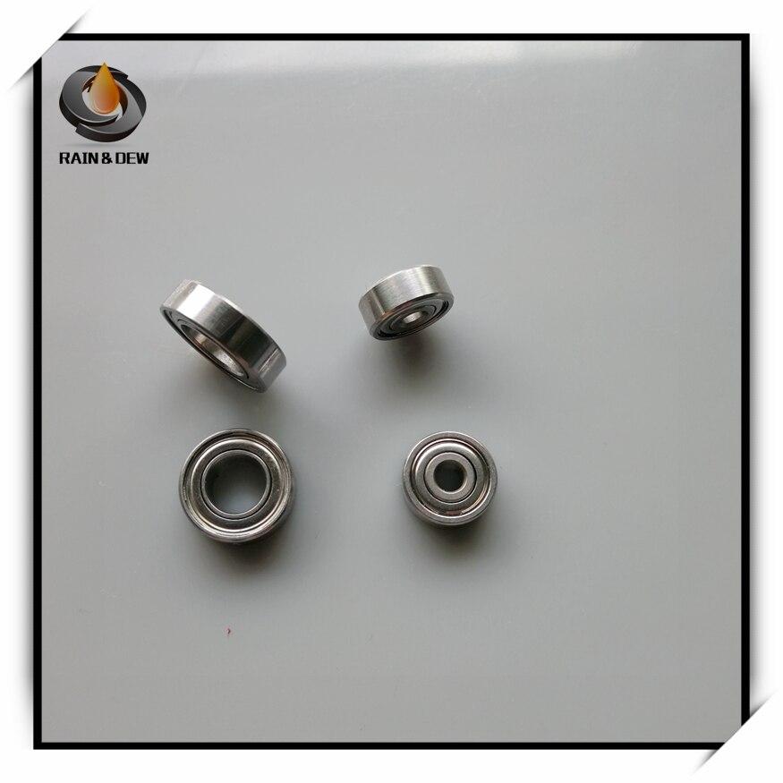 4pcs/set Laboratory Dental Bearing 120L Handpieces Bearings For STRONG Korea 204/90 Micromotor 60,000RPM High Speed Motor Handle