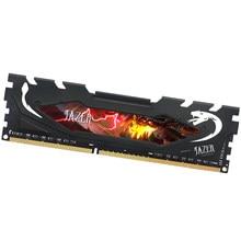 Memória ddr3 de jazer 1600mhz 8gb ram memoria desktop com dissipador de calor