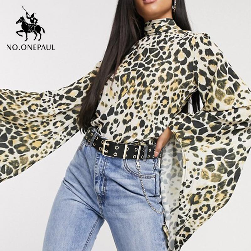 NO.ONEPAUL women belt Genuine Leather New Punk style fashion Pin Buckle jeans Decorative Belt Chain luxury brand belts for women