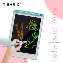 TISHRIC Lcd Writing Tablet Digital Drawing Tablet KIds Graphics Tablet Handwriting Pads Electronic Ultra-thin Graphic Board