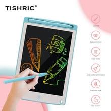 TISHRIC – tablette graphique Lcd Ultra-fine pour dessin Digital et écriture à la main, pour enfants