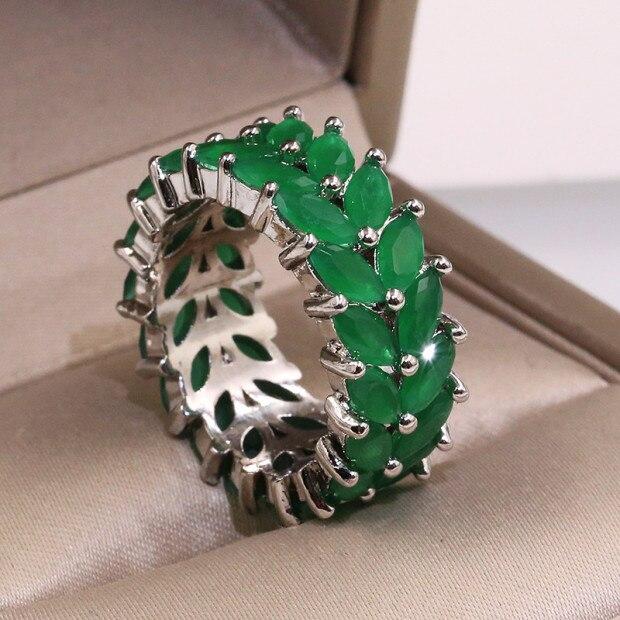Горячая Распродажа, дизайн, роскошное большое овальное CZ кольцо золотого цвета, обручальное кольцо, хорошее ювелирное изделие для женщин, ювелирных изделий - Цвет основного камня: CAMEL