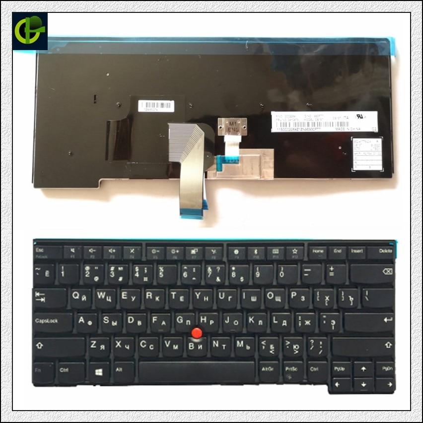 Новая русская клавиатура для lenovo ThinkPad L440 L450 L460 L470 T431S T440 T440P T440S T450 T450S e440 e431S T460 RU