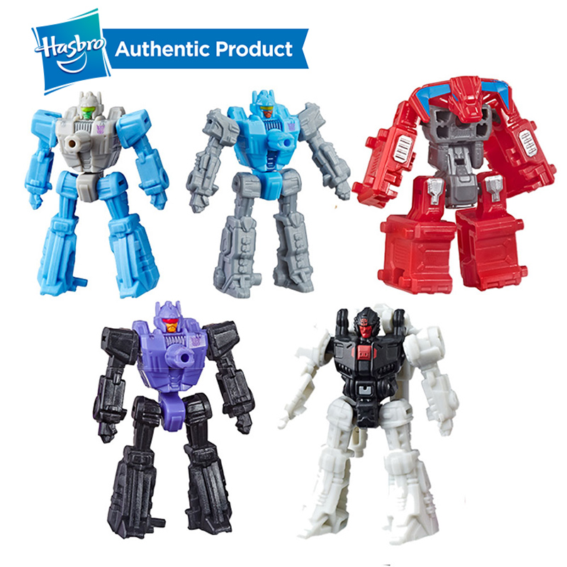 Hasbro Transformers Toy Generations War For Cybertron Siege Battle Masters WFC-S30 Caliburst Action Figure