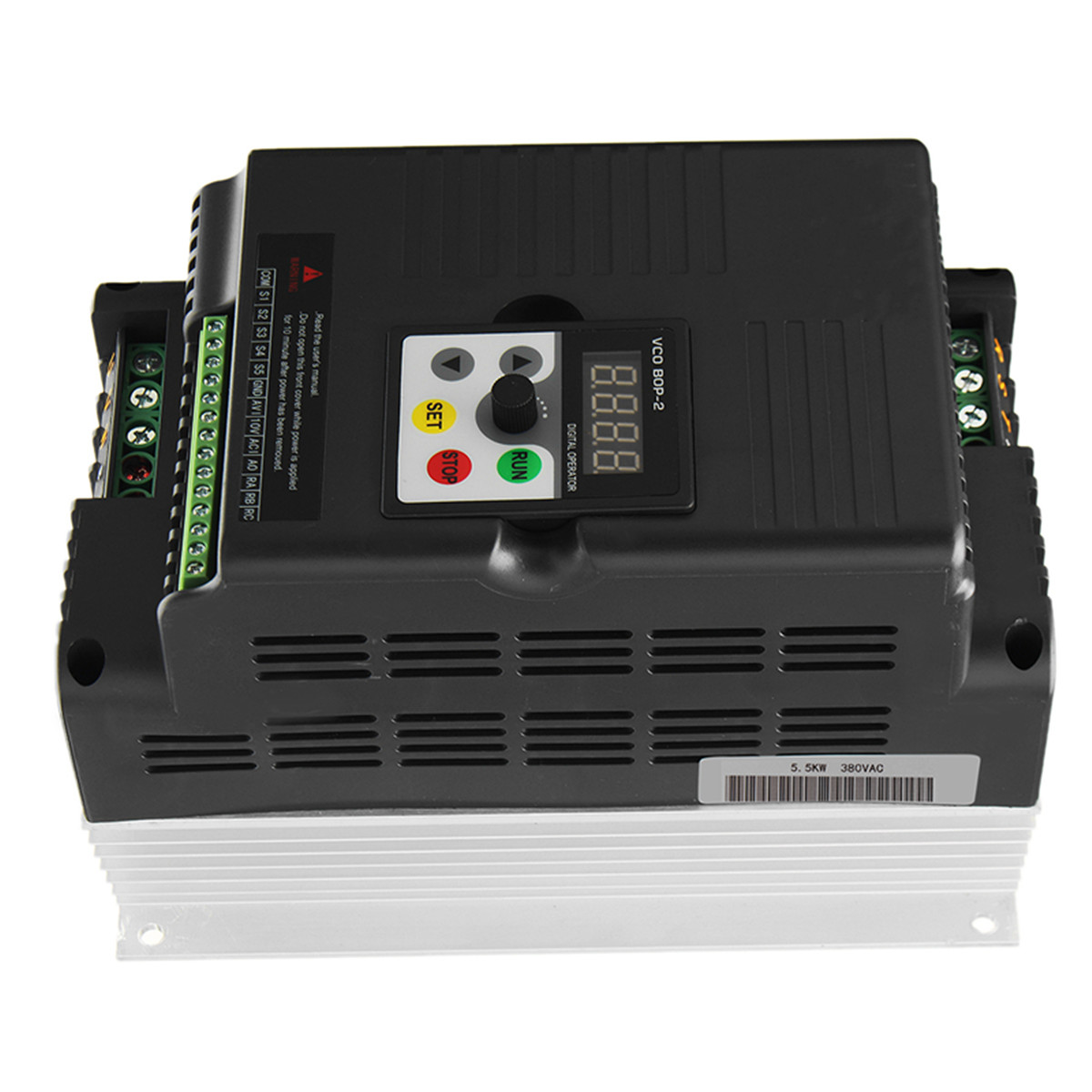 research.unir.net 4KW 5.4HP Variable Frequency Drive VFD Inverter ...