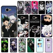 YNDFCNB Hunter x Hunters Phone Case for Samsung A6 A8 Plus A7 A9 A20 A20S A30 A30S A40 A50 A70