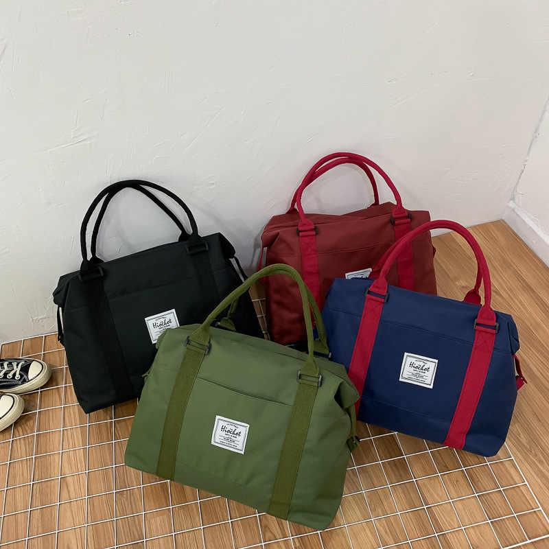 Лучшая оксфордская дорожная сумка для переноски багажа, сумки через плечо, мужские сумки для путешествий, женская сумка для путешествий, большая сумка на выходные, сумка для сна, Новинка