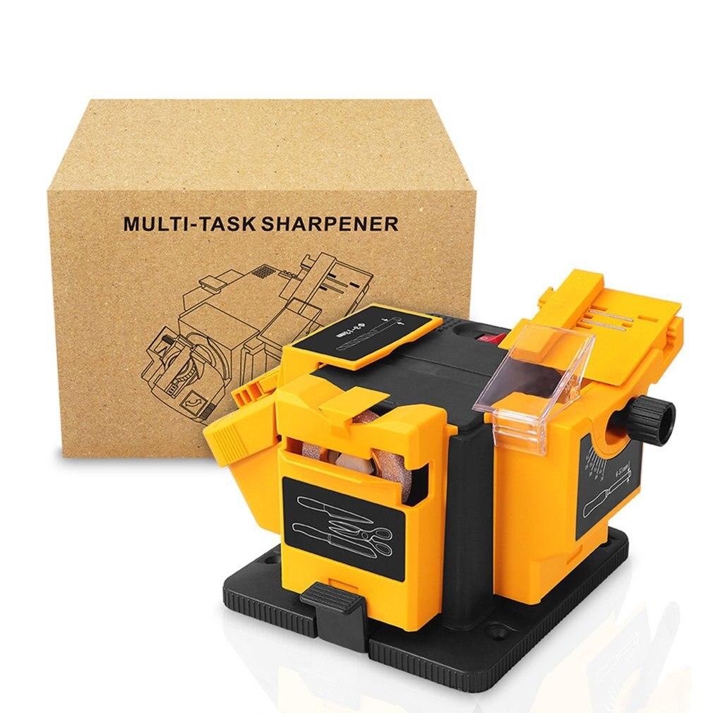 96W 3 in 1 multi-function sharpener electric knife sharpener tool twist drill bit scissors chisel grinding tool